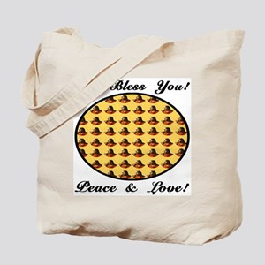 God Bless You! Tote Bag