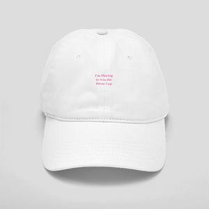 Divas Cup Cap