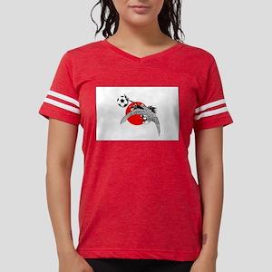 Japan Football Crane Womens Football Shirt