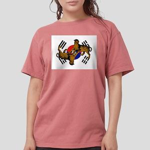 Korean Tigers Womens Comfort Colors® Shirt