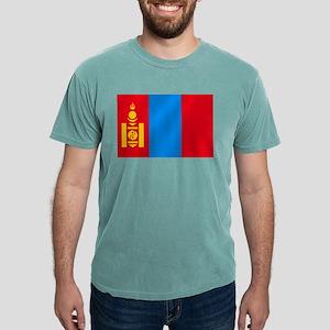 Flag of Mongolia Mens Comfort Colors® Shirt