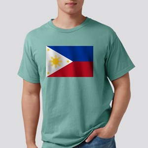 Philippines Flag Mens Comfort Colors® Shirt