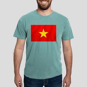 Flag of Vietnam Mens Comfort Colors® Shirt