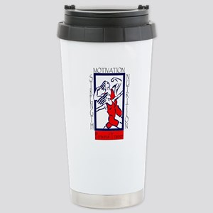 personal trainer gifts Stainless Steel Travel Mug