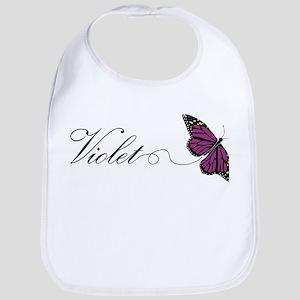 Violet Bib