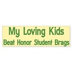 My Loving Kids Bumper Sticker (50 pk)