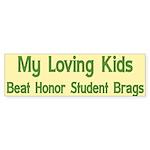 My Loving Kids Bumper Sticker (10 pk)