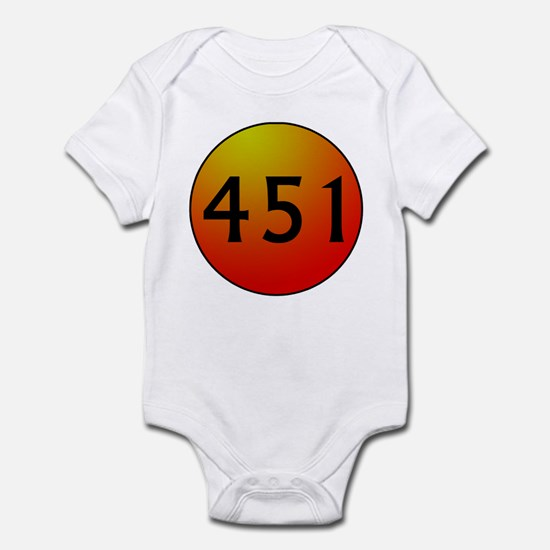 451 Fahrenheit Infant Bodysuit