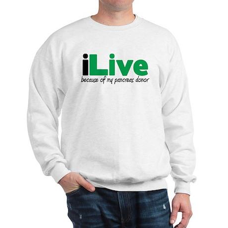 iLive Pancreas Sweatshirt