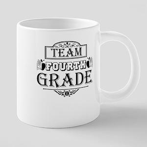 4th Grade Teacher Mugs