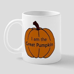 I am the Great Pumpkin Mug