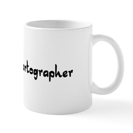 Ghost Cartographer Mug