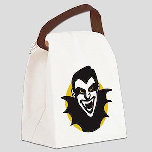 Dracula Canvas Lunch Bag