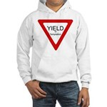 Yield to Temptation Hooded Sweatshirt