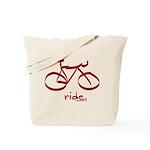 Mtn Ride: Tote Bag