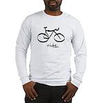 Mtn Ride: Long Sleeve T-Shirt