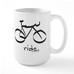 Mtn Ride: Large Mug