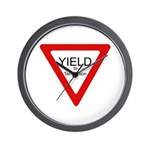 Yield to Temptation Wall Clock