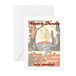 Conspiracy Theory Greeting Cards (Pk of 10)