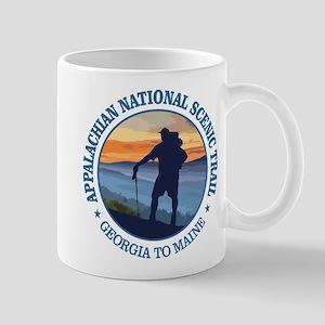 Appalachian Trail (rd)3 Mugs