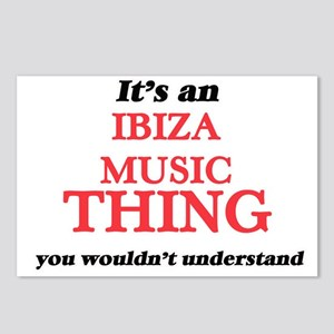 It's an Ibiza Music t Postcards (Package of 8)