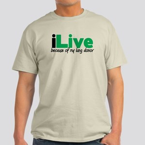 iLive Lung Light T-Shirt