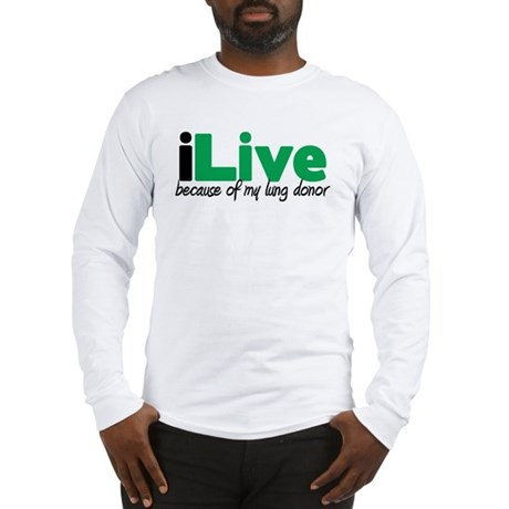 iLive Lung Long Sleeve T-Shirt
