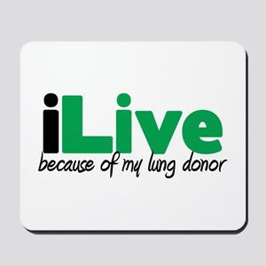 iLive Lung Mousepad