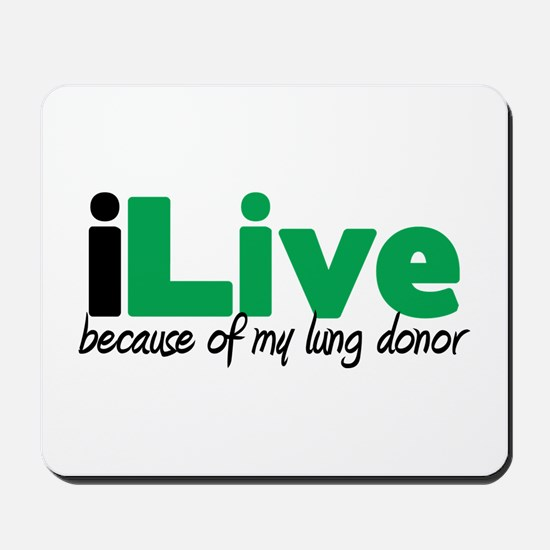 iLive Lung Mousepad