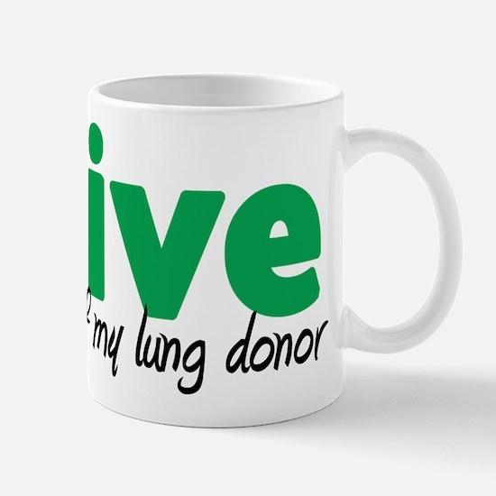 iLive Lung Mug