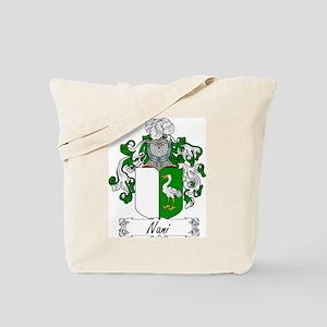 Nani Family Crest Tote Bag
