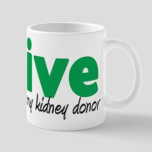 iLive Kidney Mug