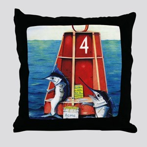 Sam & Ralph Throw Pillow