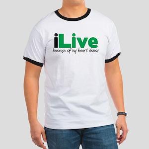 iLive Heart Ringer T