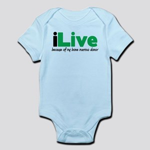 iLive Bone Marrow Infant Bodysuit