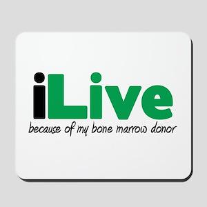 iLive Bone Marrow Mousepad