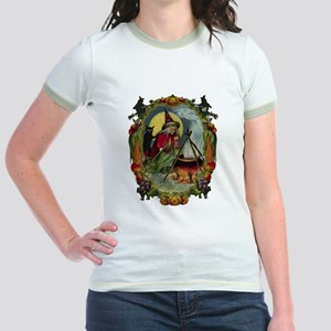 Witches Brew Jr. Ringer T-Shirt