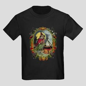 Witches Brew Kids Dark T-Shirt