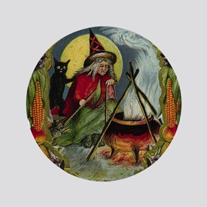 "Witches Brew 3.5"" Button"