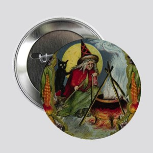 "Witches Brew 2.25"" Button"