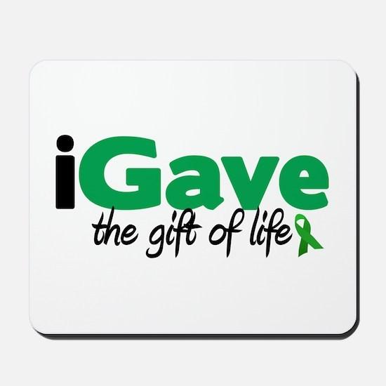 iGave Life Mousepad