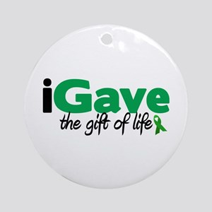 iGave Life Ornament (Round)
