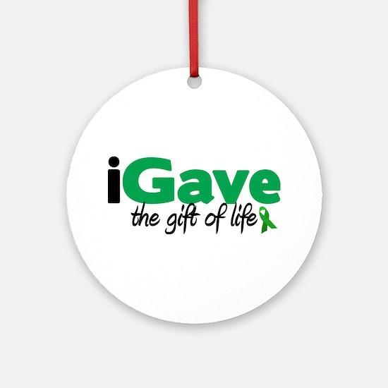 iGave Life Ornament (Round)
