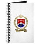 BLANCHARD Family Crest Journal