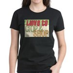 Love to Women's Dark T-Shirt