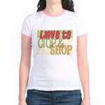 Love to Jr. Ringer T-Shirt