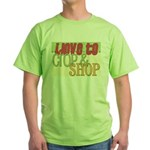 Love to Green T-Shirt