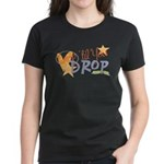 Crop til you drop Women's Dark T-Shirt