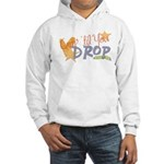 Crop til you drop Hooded Sweatshirt