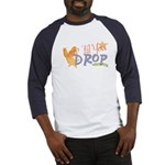 Crop til you drop Baseball Jersey